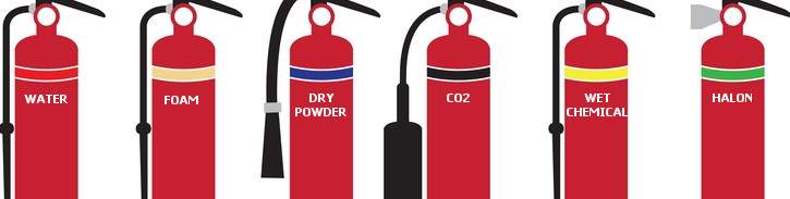 Fire Extinguishers | ABC and CO2 Fire Extinguishers