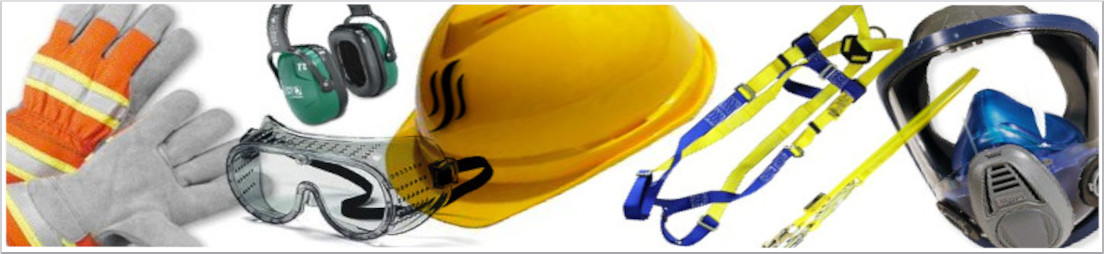 PPE - Personal Protective Equipment - Safety Gear