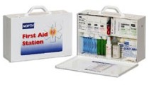 First Aid Stations, First Aid Cabinets