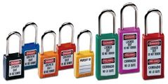 Master Lock Safety Lockout Padlocks