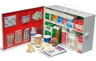 Radnor 2 Shelf First Aid Station RAD64058006