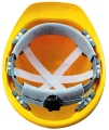 OccuNomix V200 Vulcan Hard Hat - Ratchet Type 6 Point Suspension