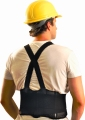 OccuNomix Econo Reinforcer Back Support, 4 Panel W/Detachable Suspenders - 612