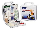 North 50 Person Plastic First Aid Kit For Industry and Manufacturing