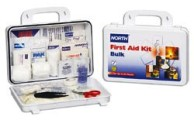 North 25 Person Bulk First Aid Kit