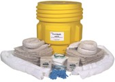 EverSoak 65 Gal Oil Only Drum Spill Kit - 99045