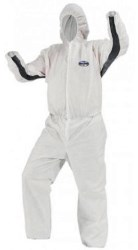 Kimberly-Clark Kleenguard A30 Breathable Splash and Particle Protection Coverall
