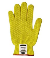 Ansell GoldKnit Cut-Resistant String Knit Gloves