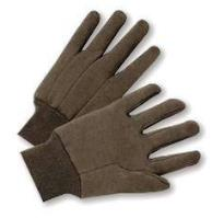 Radnor Brown Jersey Gloves