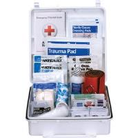 First Aid Only, 25 Person, 141 Piece ANSI A+ Kit, Plastic, 90589