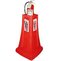 Stackable Fire Extingusiher Stand - FMR