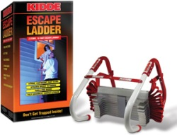 Fire Escape Ladder - Kidde Fire Escape Ladders, 2 and 3 Story