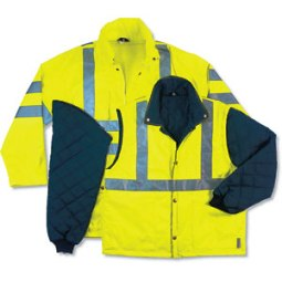 Ergodyne 8385 Class 3 All Weather Jacket