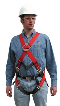 MSA ArcSafe Harness