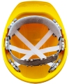 OccuNomix V100 Vulcan Standard Squeeze Lock Suspension Hard Hat
