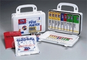 First Aid Only ANSI 10 Unit First Aid Kit - 46 Piece 238 AN