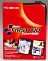 Vehicle First Aid Kit - First Aid Only FAO-552 Soft Pack Auto First Aid Kit