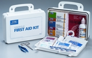 Vehicle First Aid Kit - First Aid Only Plastic 93-Piece First Aid Kit - 220-O