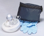 MDI CPR Micromask, Blue Pouch - 73-402