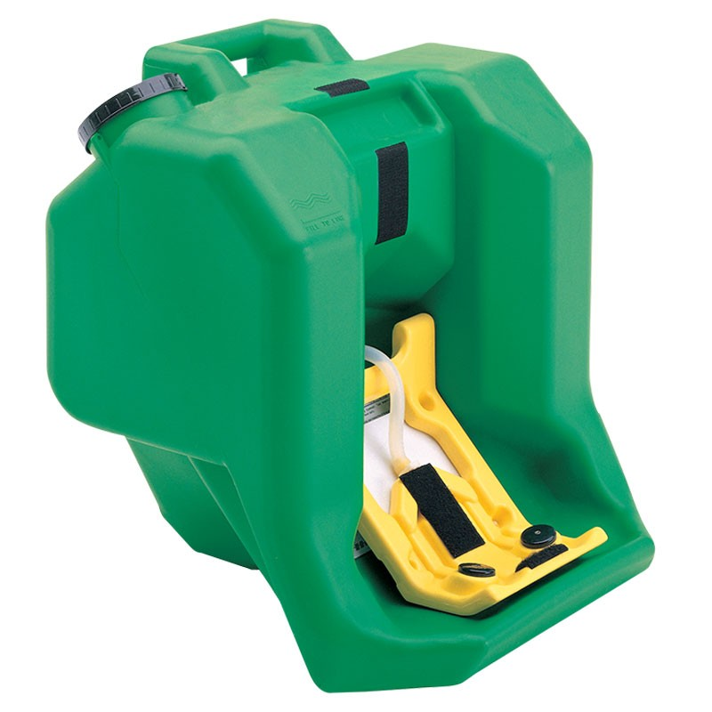 Haws 16 Gallon Portable Emergency Eyewash Station - # 7500