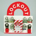 Mini Lockout Tagout Center