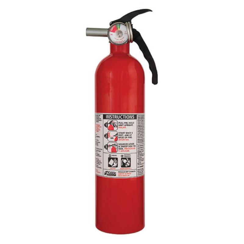 Kidde Vehicle 2.9 lb. BC Fire Extinguisher - 10B:C, #440161