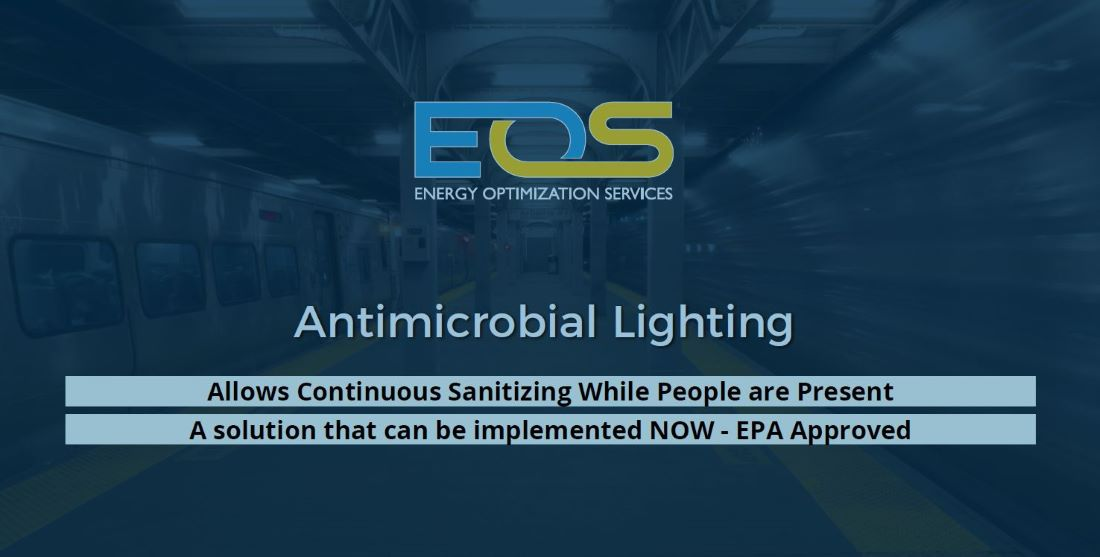 EOS- Antimicrobial LED Lighting