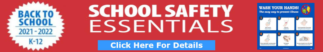 Back to School Posters, Signs, Labels, Tapes, Floor Signs