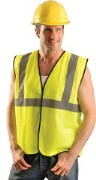 Class 2 Economy Safety Vests | Great Value