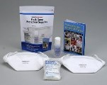 First Aid Only 10181 Zip-N-Go Flu & Germ Protection Kit