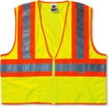 godyne 8230Z ANSI Construction Two Tone Safety Vest