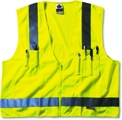 Ergodyne Glowear Class 2 Surveyor Vest- 8250Z