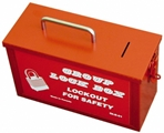 NMC Single Access Group Lock Box - GLB01