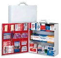 Commercial First Aid, 3 Shelf First Aid Cabinet