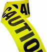 Harris Custom Barricade Tape- 4 Mil Heavy Duty Tape