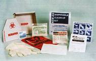 New-Aid Disposable Clean-Up Kit NA-123