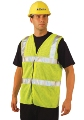 OccuNomix OccuLux Cool Mesh ANSI Class 2 Vest - LUX-SSCOOLG
