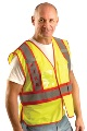 Occunomix Classic Fire Solid Public Safety Vest