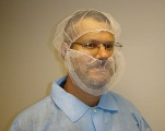 Radnor Polyester Mesh Hairnet and Beard Restraint