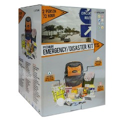 Two Person Premium Disaster Kit, 72 Hour Emergency Kit - 4048