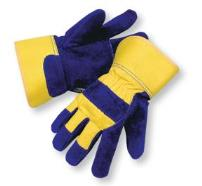 Radnor Leather Palm Work Gloves with 3M Thinsulate Insulation and Waterproof Liner