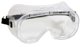 Radnor Ventilated Safety Goggles