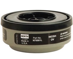 North Respirator Cartridges and Filters