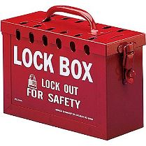 Brady 65699 Group Lockout Box