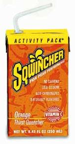 Sqwincher Activity Packs - 8.45 oz Servings, 27 Packs / Case