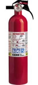 Bc Fire Extinguisher Kidde Kitchen Garage Fire Extinguisher 10b C 466141