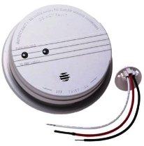 Kidde 1235 ac wired smoke alarm smoke detectors amazon. Com.
