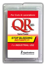 QR Quick Relief Blood Stopper - 2 Applications