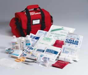 First Aid Only 520FR Large First Responder Kit