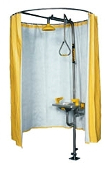 Speakman Safety Shower Privacy Curtain